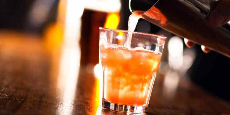 The vodka mixed drinks you have to try.