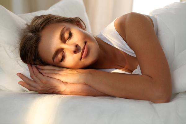 Breaks from screens can help improve sleep.