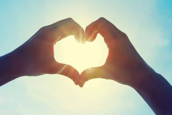 Love shouldn't hurt.