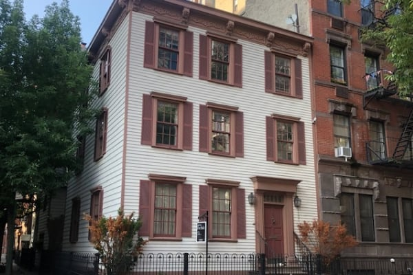 Grove Street Townhouse in the West Village