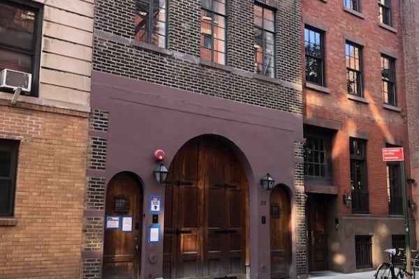 Cornelia Street Carriage House in the West Village