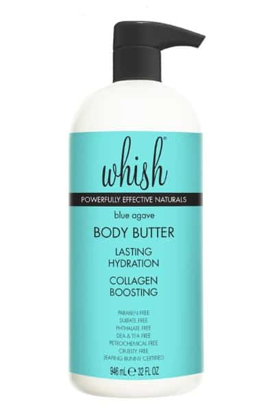 Whish Blue Agave Body Butter Lotion from Hautelook