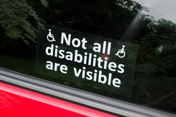 How Non-Disabled Is The Default