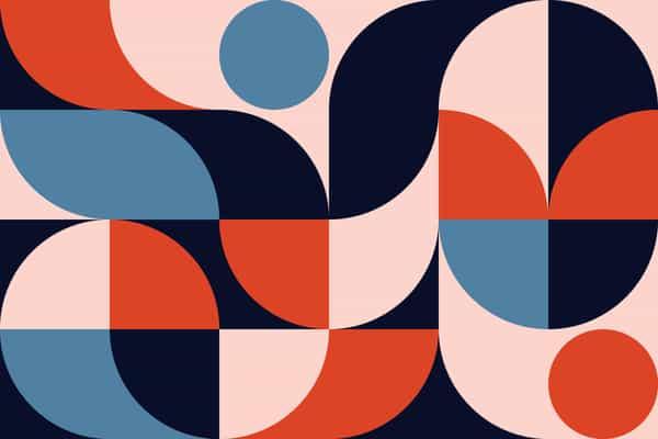 Geometric prints for fall 2020