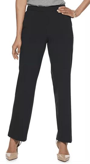 Croft & Barrow Classic Dress Pants