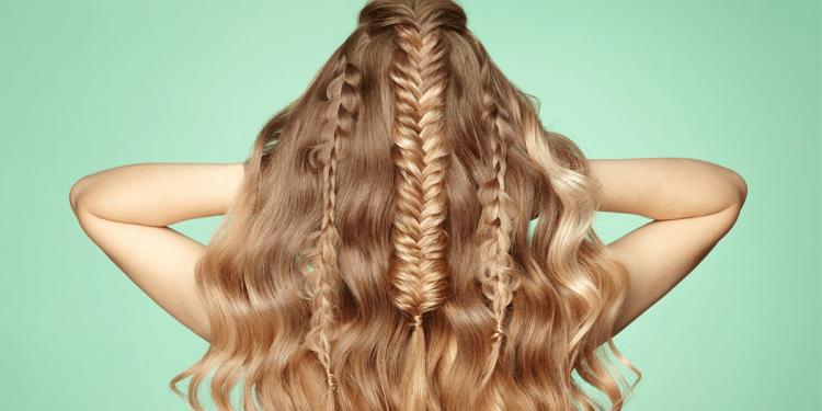 viking braids