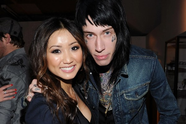 Trace Cyrus wrote song for his ex Brenda Song