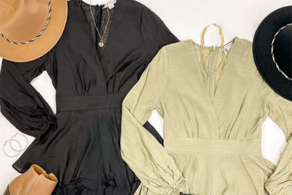 discovery clothing dresses