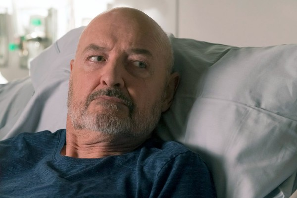 Terry O'Quinn in The Blacklist: Redemption.