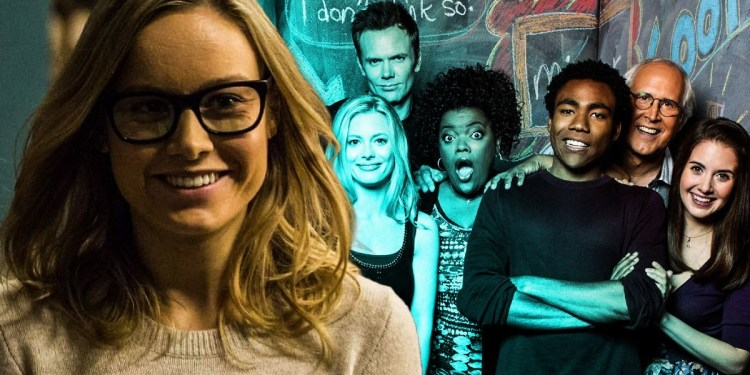 Brie Larson's appearance on Community
