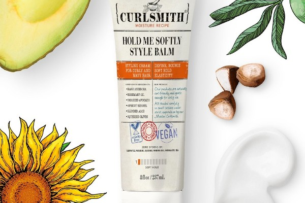 Get soft defined curls with h Hold Me Softly Style Balm.