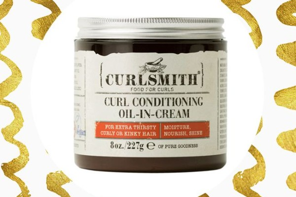 Manage your curly hair with Curlsmith Curl Conditioning Oil-In-Cream.