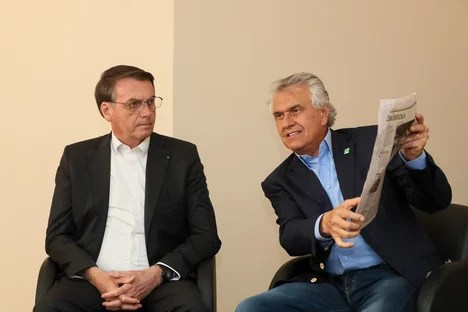 Caiado denies Bolsonaro on ICMS on fuels