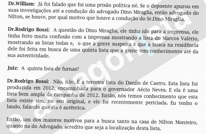Exclusivo: Delegado que fechou delação de Marcos Valério confirma acusações e fala em união entre PT e PSDB