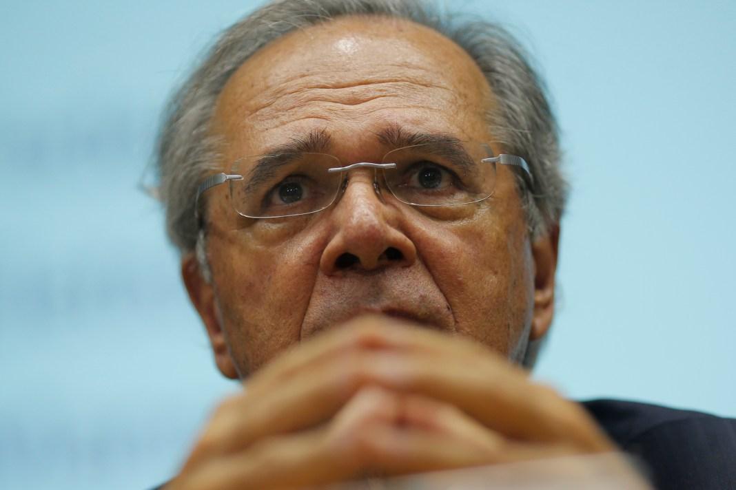 PDT pede ao Supremo para tirar Guedes do governo