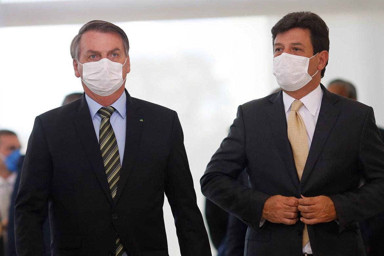 URGENTE: Mandetta demitido; Nelson Teich assume Ministério da Saúde