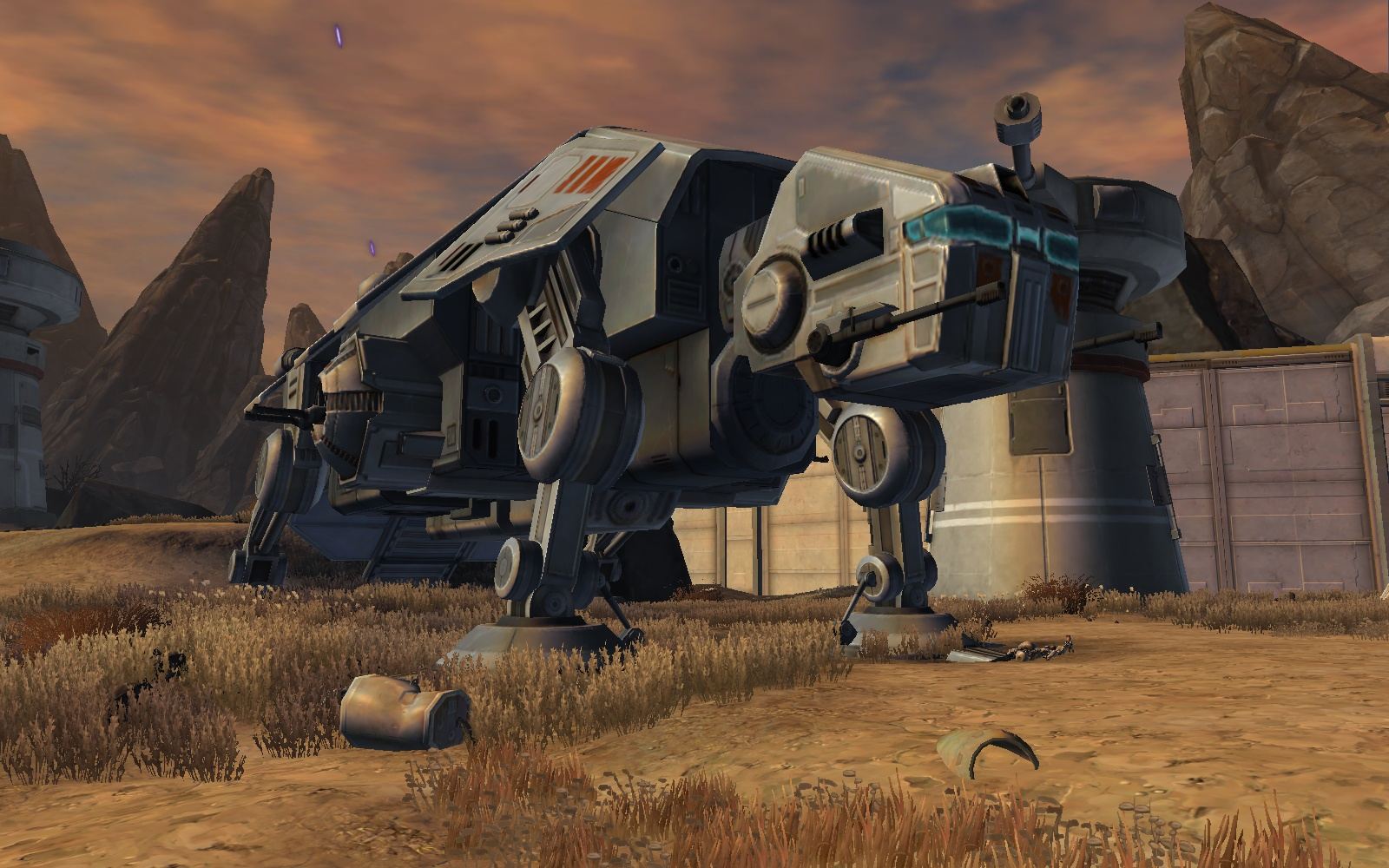 Star Wars Imperial At At All Terrain Armored Transport