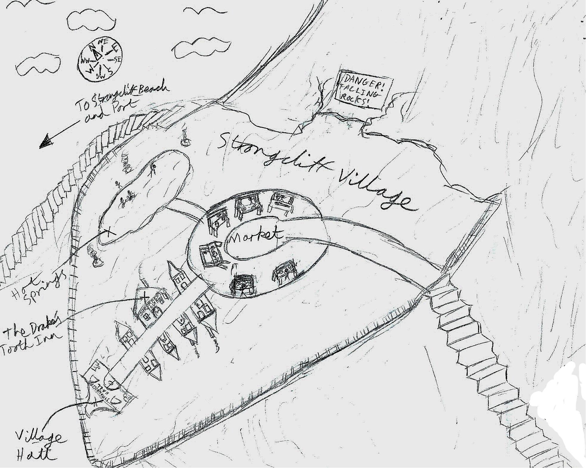 A Port Map