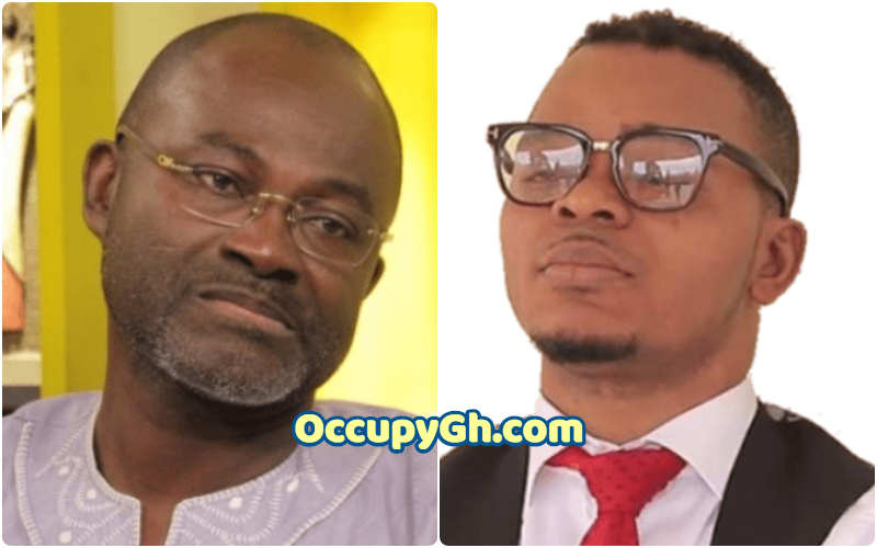 Kennedy Agyapong Leaks Obinim sex-tape