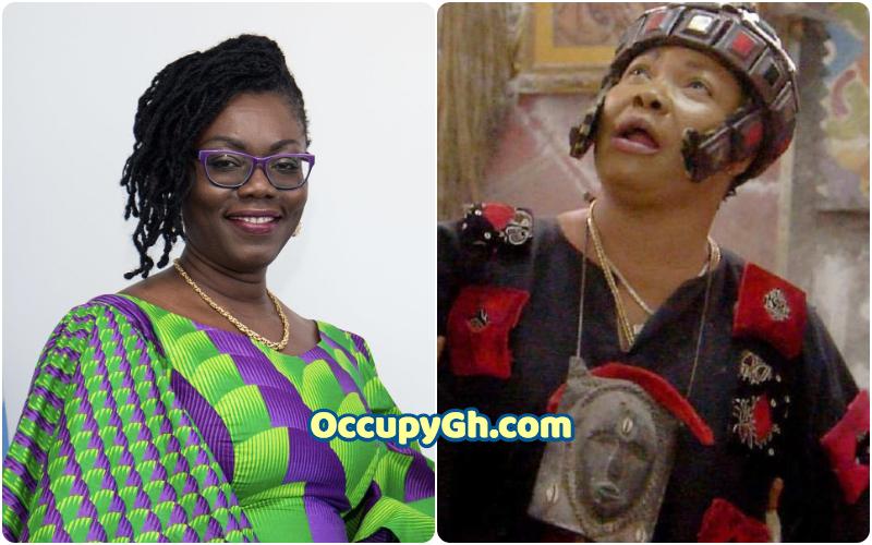 Ursula Owusu statement Statement Nana Agradaa