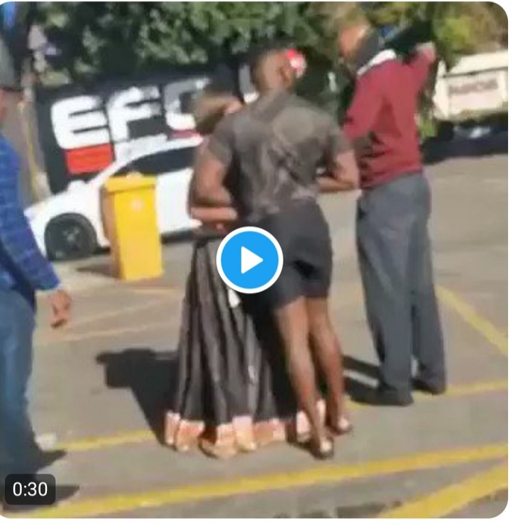 South African Lady Fights Nigerian Man Over Gh¢413 ($71) After Sleeping With Her