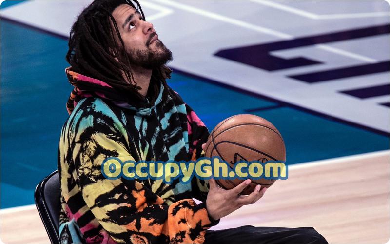J Cole Basketball Rwanda 2