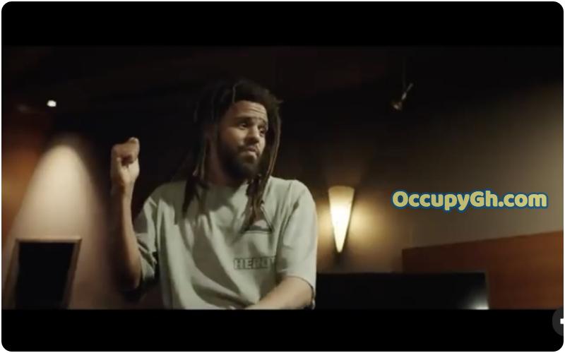 J. Cole Applying Pressure