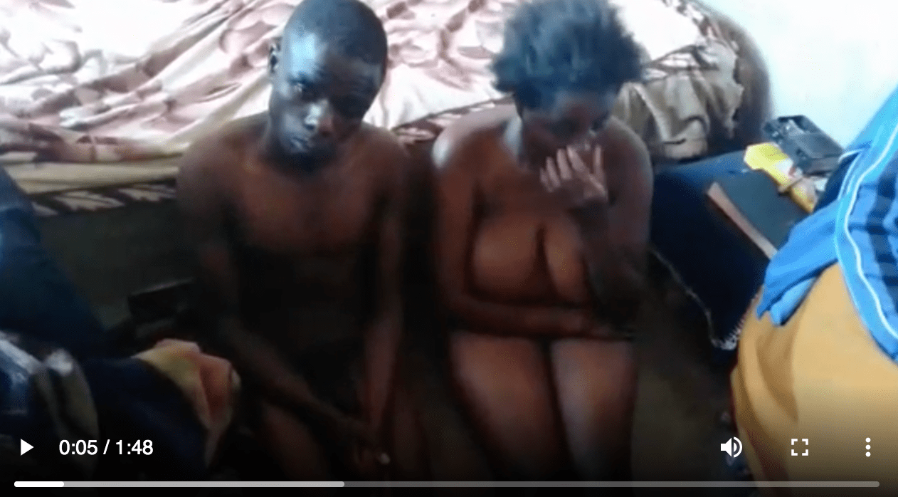 Prophet Forced To Have Sekz With Married Woman