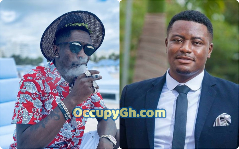 shatta wale manager Chris Koney kidney