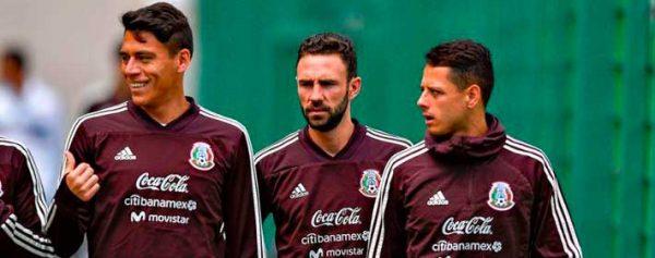 """Resultado de imagen para El Tri enfrentará a Argentina sin """"Chicharito"""" pero con Ochoa"""