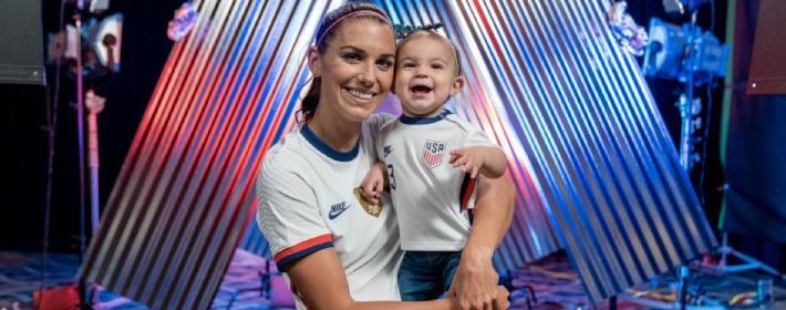 Atletas olímpicas podrán llevar a sus bebés lactantes a Tokio 2020