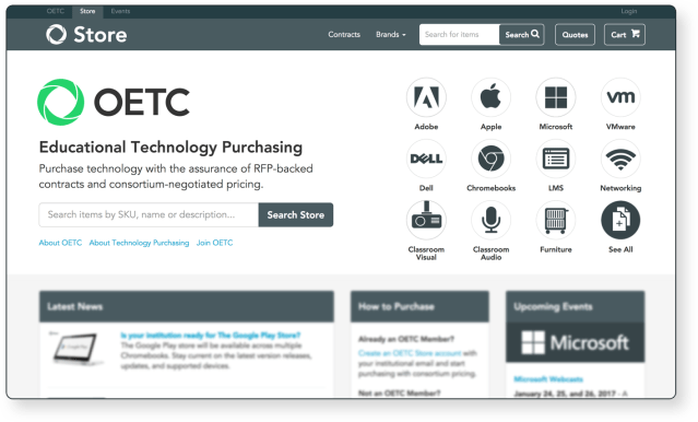 OETC Store