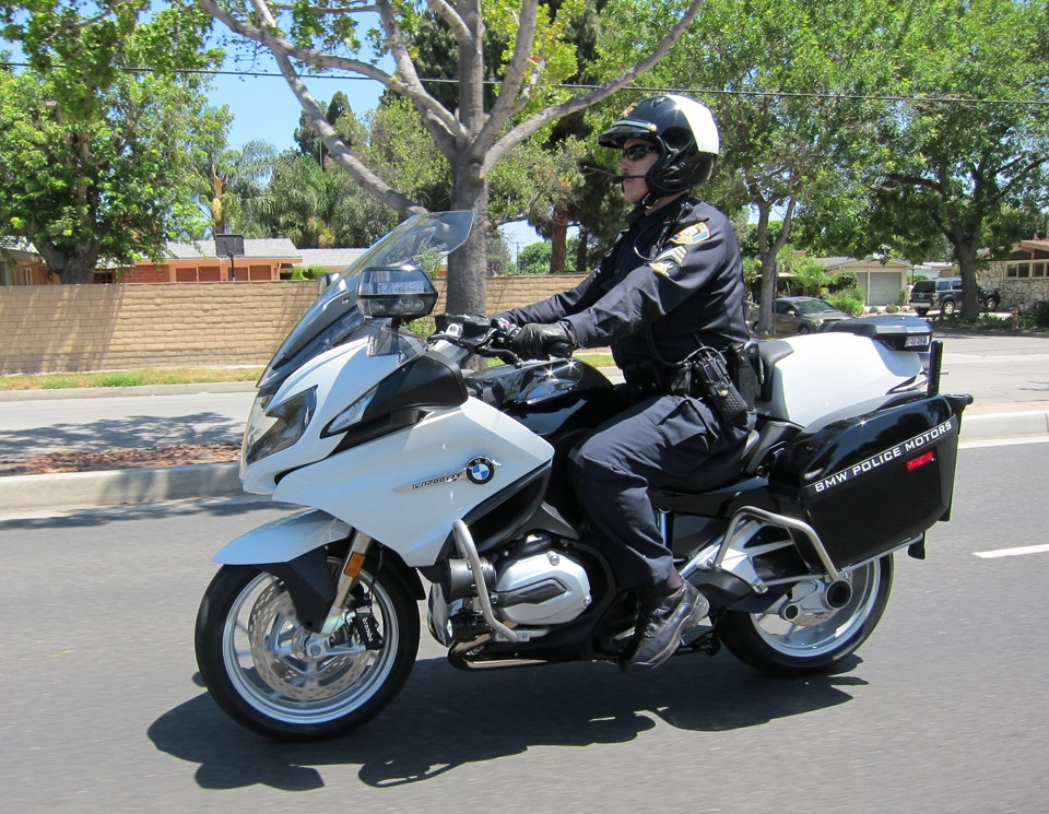 2014 Bmw R1200rt Water Cooled