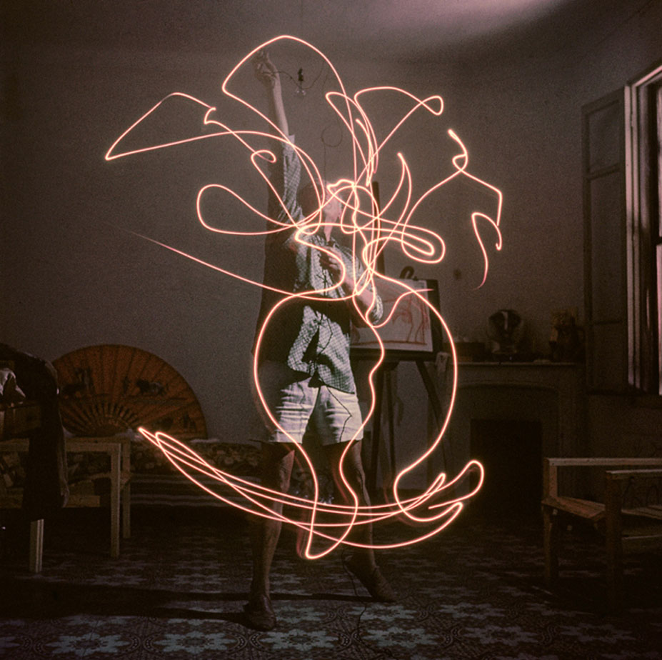 painting light pablo picasso 2