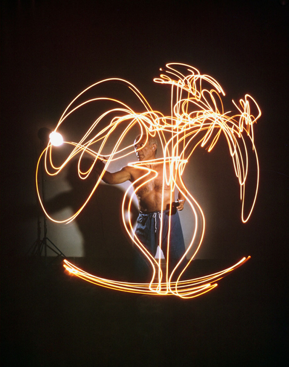 painting light pablo picasso 3