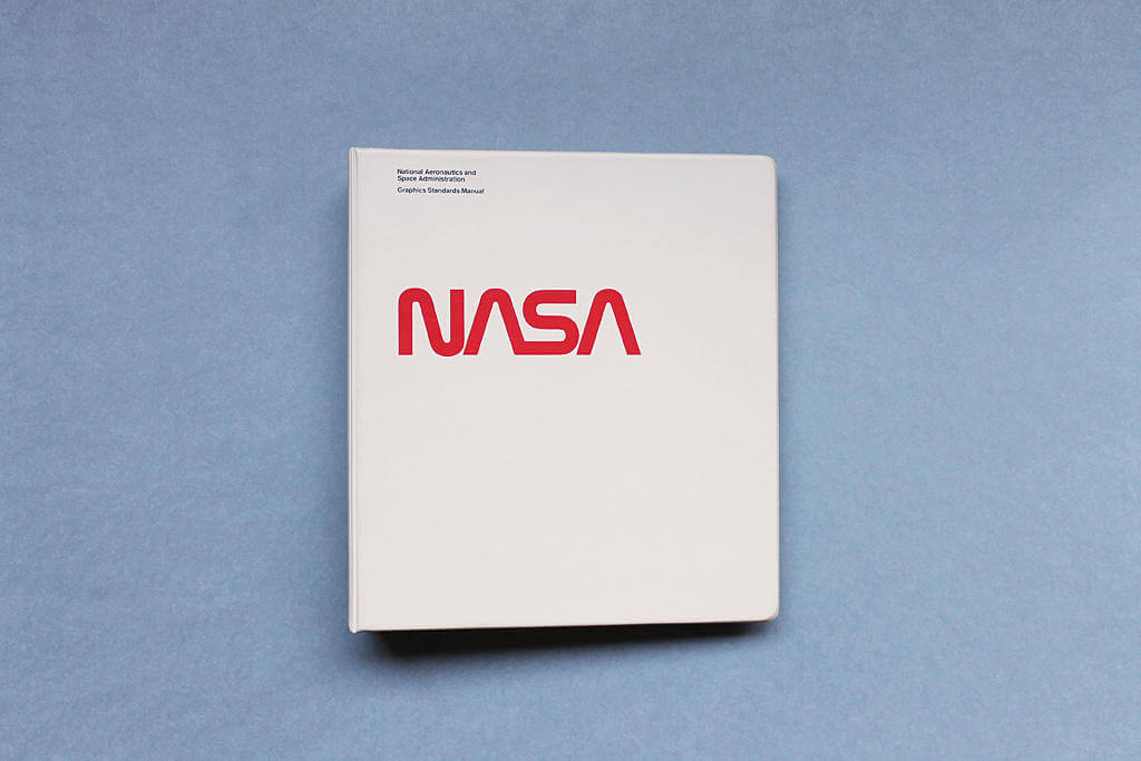 imagen corporativa de la NASA