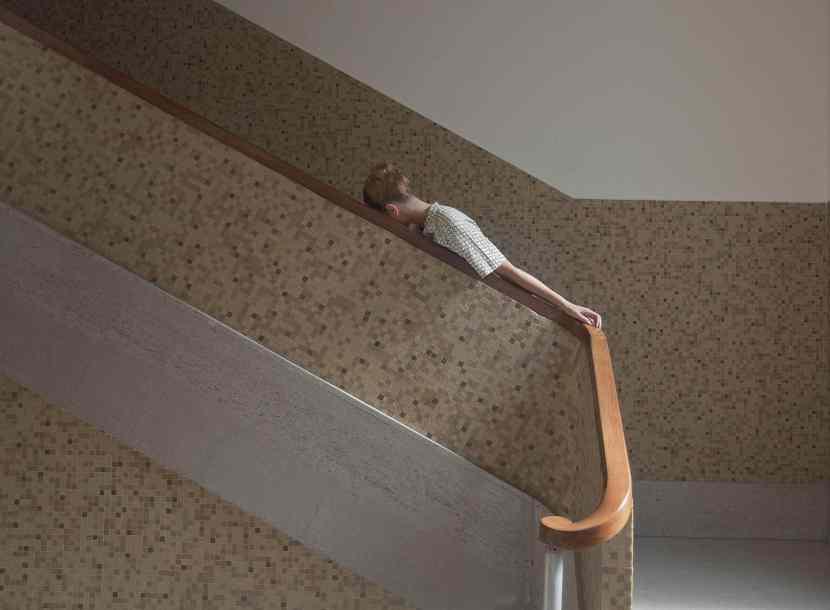cristina coral fotigrafia surreal escaleras
