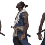 Yasuke Primeiro Samurai Negro Do Japao Tera Anime Na Netflix