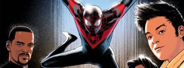 Homem-Aranha | Brian Michael Bendis se despede de Miles Morales em ...