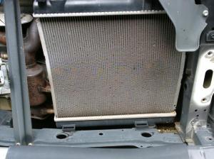 Gebruikte Nissan Pixo (D31S) 10 12V Radiateur