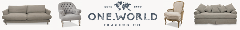 One World Trading Company - Original designs, beautiful craftsmanship and affordable prices. We source furniture and interiors from around the world.