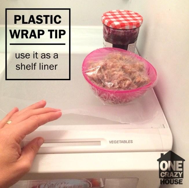 plastic Wrap tip