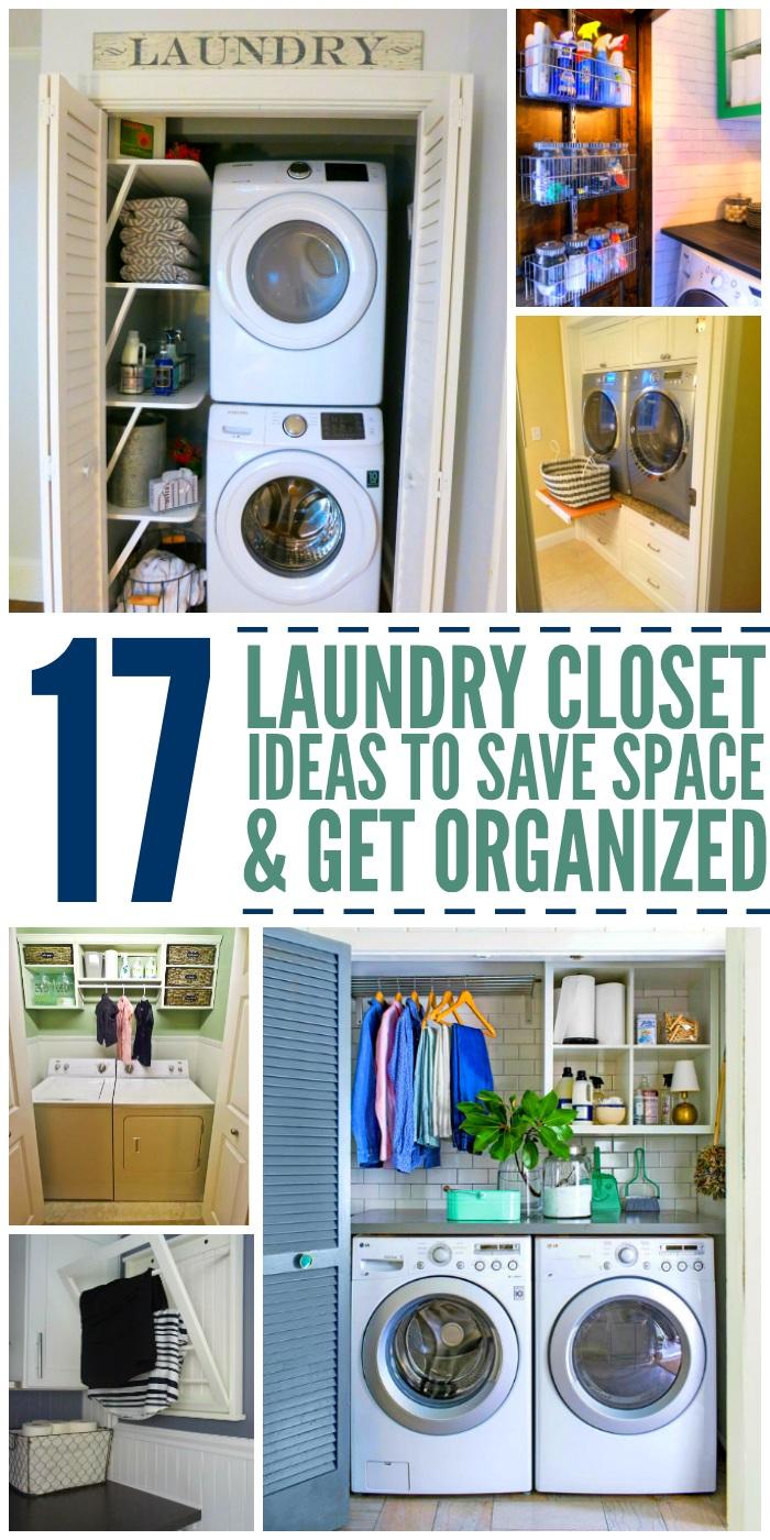Small Room Diy Organization Laundry