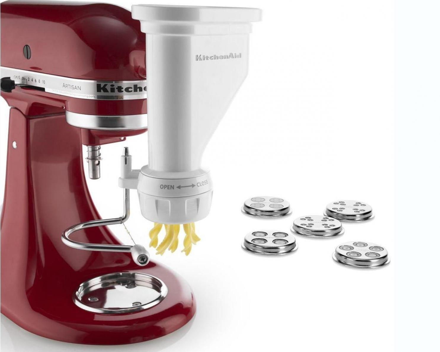 20 Amazing Kitchen Aid Mixer Attachments