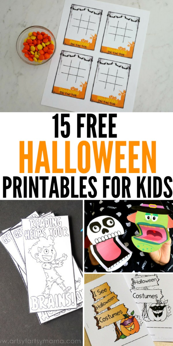 free halloween printables for kids # 31