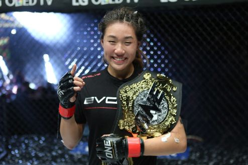 Image result for one fc angela lee