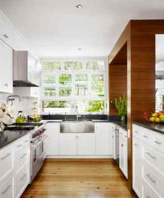 43 Extremely creative small kitchen design ideas Small Kitchen Ideas 01 1 Kindesign