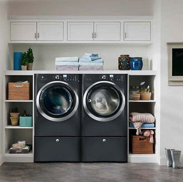 Small Laundry Room Design Ideas-36-1 Kindesign