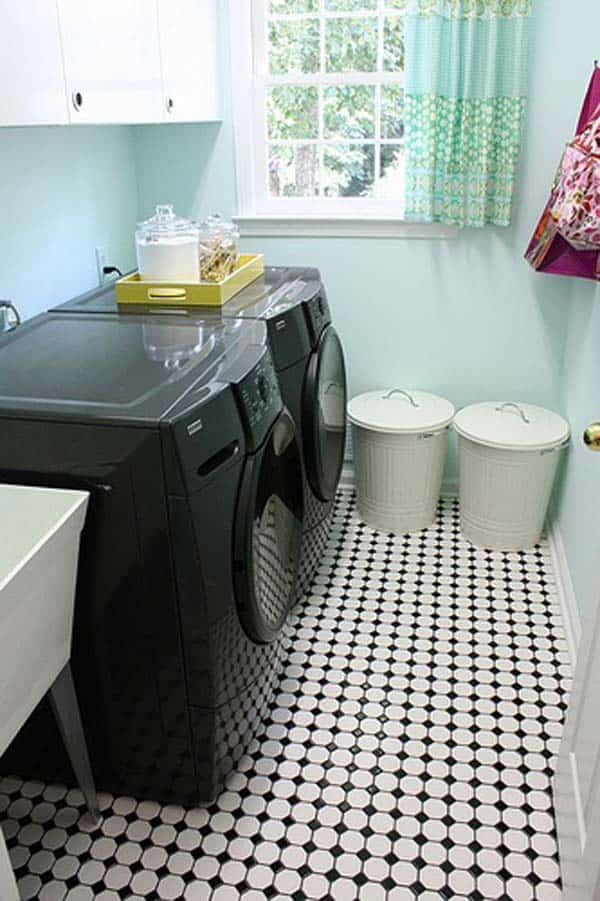 Small Laundry Room Design Ideas-58-1 Kindesign