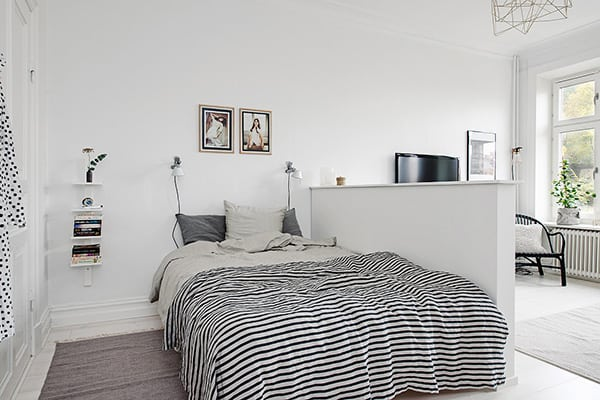 An Irresistibly Charming Studio Apartment In Gothenburg